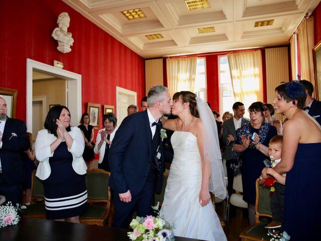 Le mariage de Thomas et Charlotte à Sainneville, Seine-Maritime 18