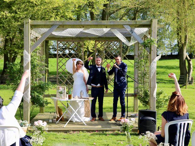Le mariage de Thomas et Charlotte à Sainneville, Seine-Maritime 26