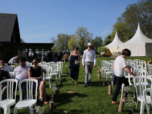 Le mariage de Thomas et Charlotte à Sainneville, Seine-Maritime 32