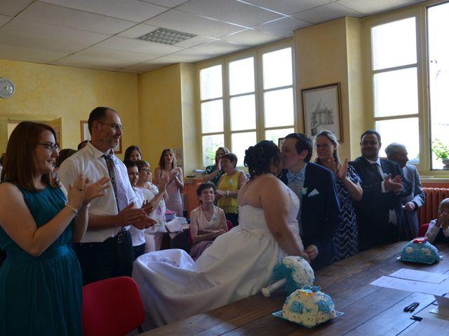 Le mariage de Vincent et Séverine à Champrond-en-Gâtine, Eure-et-Loir 2