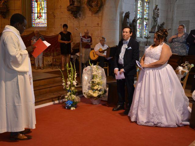 Le mariage de Vincent et Séverine à Champrond-en-Gâtine, Eure-et-Loir 7