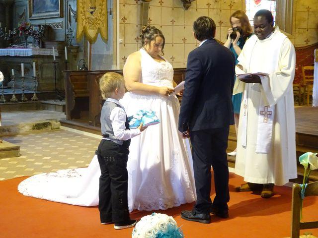 Le mariage de Vincent et Séverine à Champrond-en-Gâtine, Eure-et-Loir 16