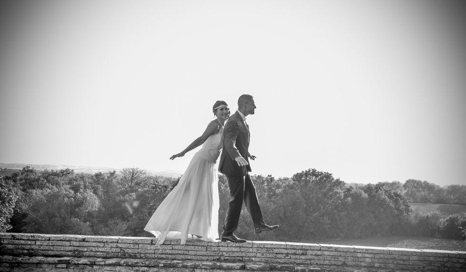 Le mariage de Jean-Charles et Magali   à Labastide-Beauvoir, Haute-Garonne