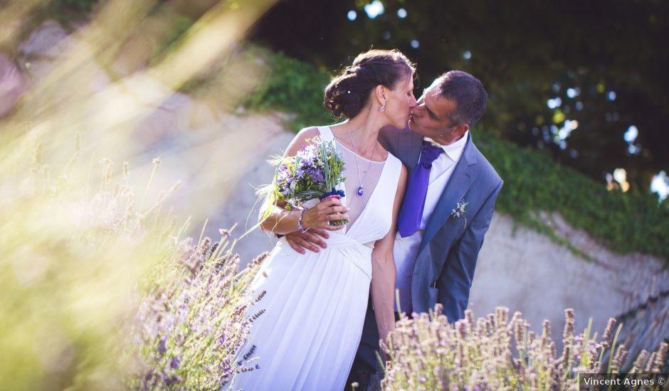 Le mariage de Jean Michel et Clara à Pertuis, Vaucluse