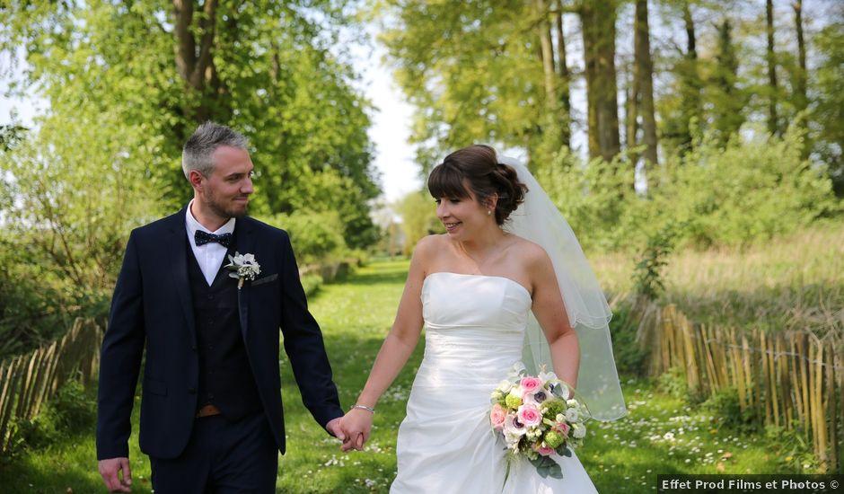 Le mariage de Thomas et Charlotte à Sainneville, Seine-Maritime
