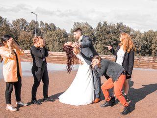Le mariage de Amandine et Guillaume