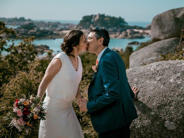 Le mariage de Son et Chan à Mur-de-Bretagne, Côtes d'Armor 27