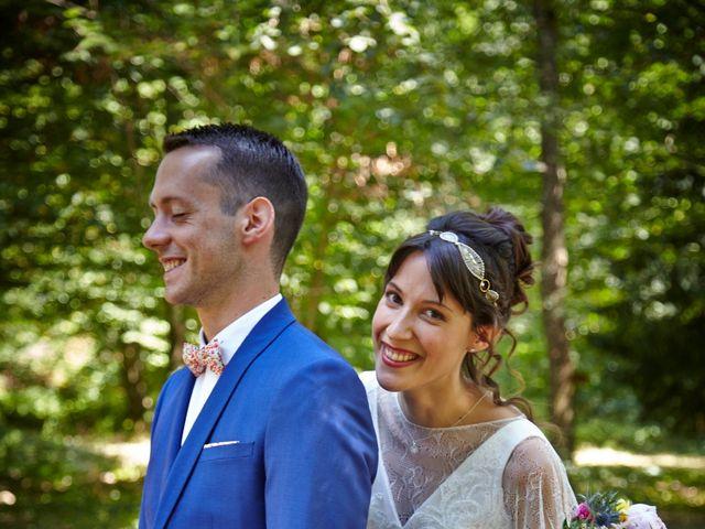 Le mariage de Sean et Caroline à Chailly-en-Bière, Seine-et-Marne 3