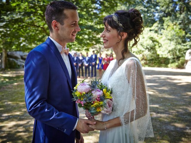 Le mariage de Sean et Caroline à Chailly-en-Bière, Seine-et-Marne 5