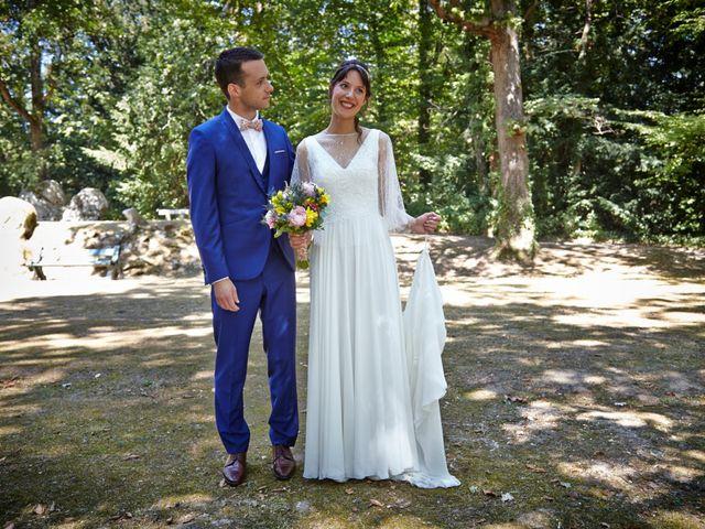 Le mariage de Sean et Caroline à Chailly-en-Bière, Seine-et-Marne 6