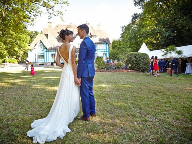 Le mariage de Caroline et Sean