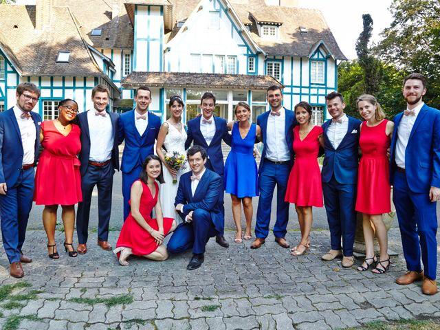 Le mariage de Sean et Caroline à Chailly-en-Bière, Seine-et-Marne 9