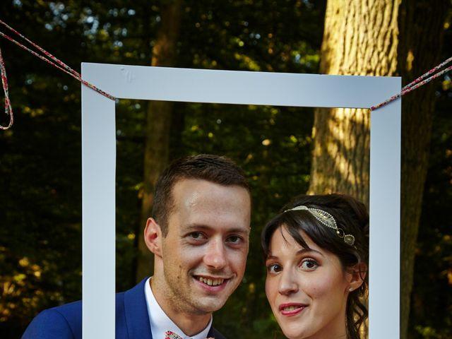 Le mariage de Sean et Caroline à Chailly-en-Bière, Seine-et-Marne 11