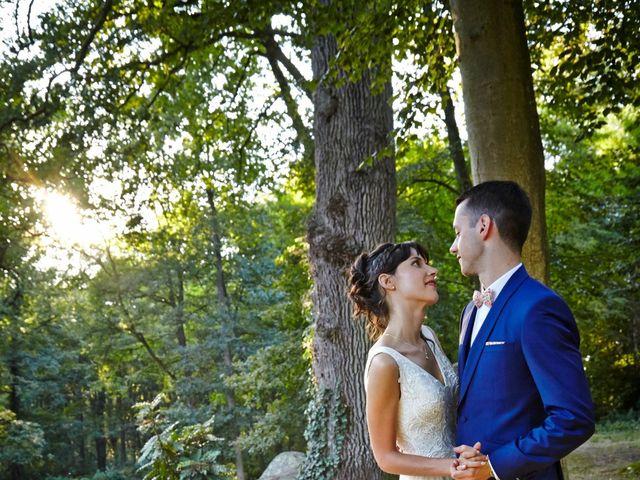 Le mariage de Sean et Caroline à Chailly-en-Bière, Seine-et-Marne 12