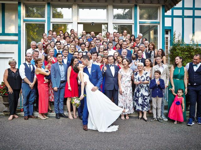 Le mariage de Sean et Caroline à Chailly-en-Bière, Seine-et-Marne 13