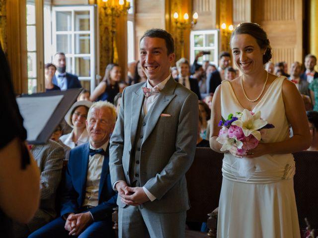 Le mariage de Thibault et Marine à Nantes, Loire Atlantique 21