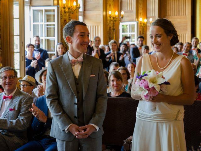 Le mariage de Thibault et Marine à Nantes, Loire Atlantique 22