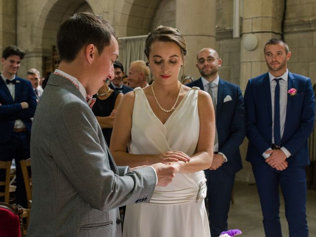Le mariage de Thibault et Marine à Nantes, Loire Atlantique 26
