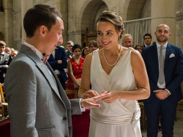 Le mariage de Thibault et Marine à Nantes, Loire Atlantique 27