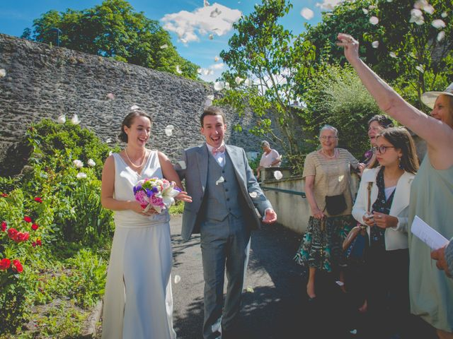Le mariage de Thibault et Marine à Nantes, Loire Atlantique 28