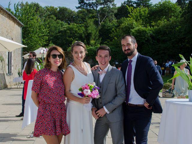 Le mariage de Thibault et Marine à Nantes, Loire Atlantique 33