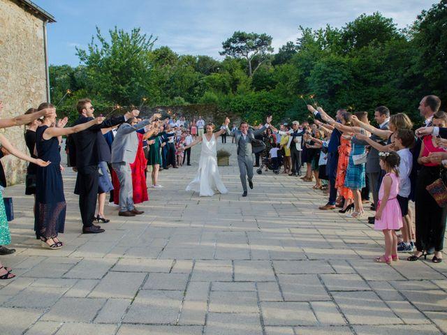 Le mariage de Thibault et Marine à Nantes, Loire Atlantique 43
