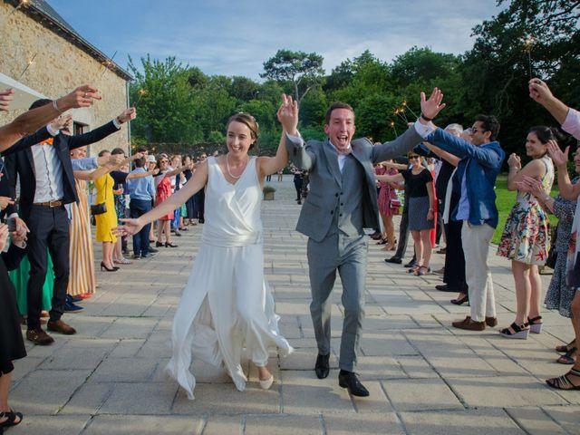 Le mariage de Thibault et Marine à Nantes, Loire Atlantique 44
