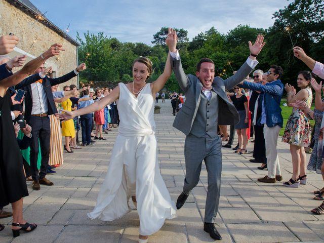 Le mariage de Thibault et Marine à Nantes, Loire Atlantique 45