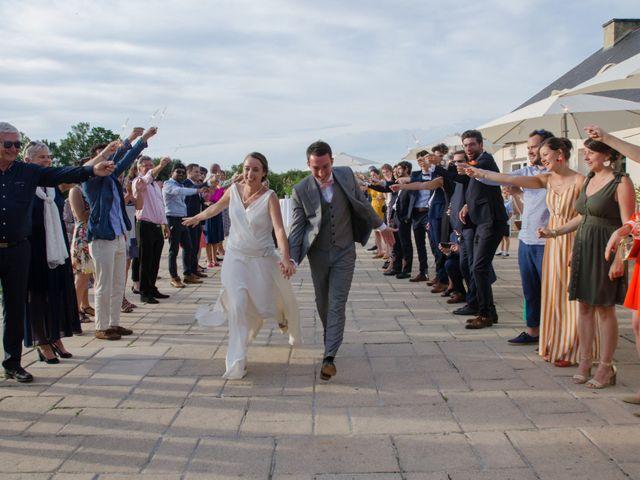 Le mariage de Thibault et Marine à Nantes, Loire Atlantique 1