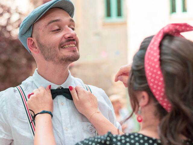 Le mariage de Jean et Elodie à Uzès, Gard 15