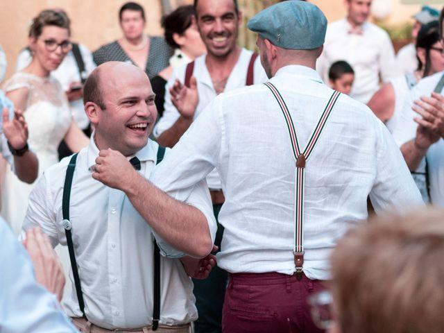 Le mariage de Jean et Elodie à Uzès, Gard 19