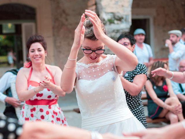 Le mariage de Jean et Elodie à Uzès, Gard 22