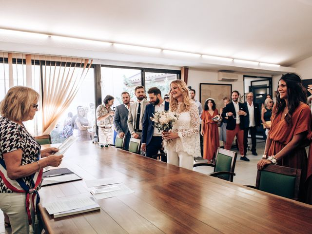 Le mariage de Bruno et Maëlle à Quarante, Hérault 7