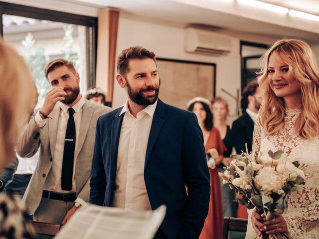 Le mariage de Bruno et Maëlle à Quarante, Hérault 10