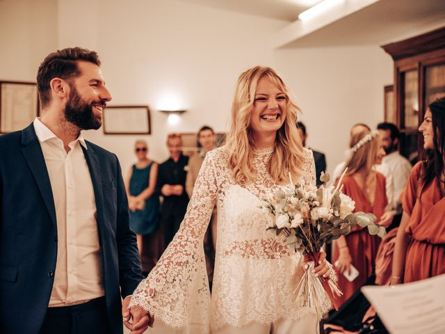 Le mariage de Bruno et Maëlle à Quarante, Hérault 11