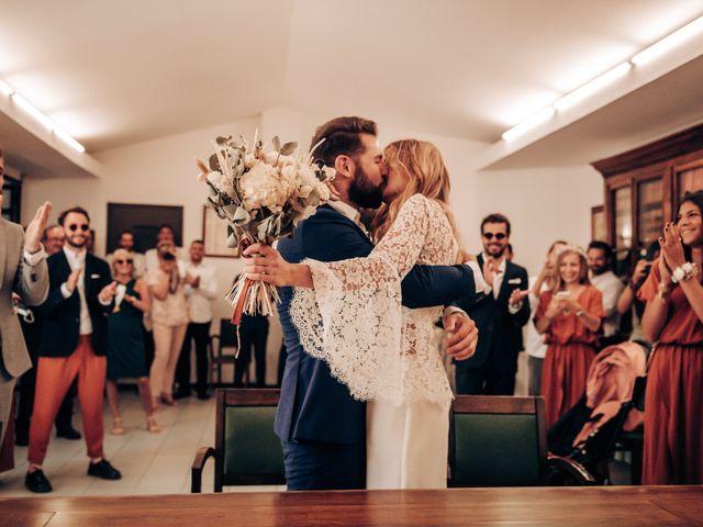 Le mariage de Bruno et Maëlle à Quarante, Hérault 13