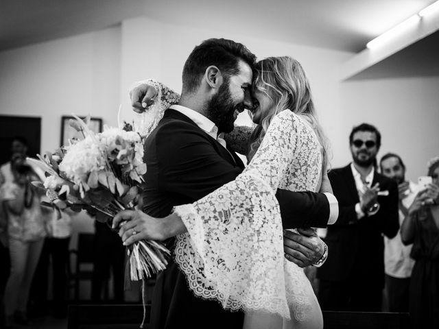 Le mariage de Bruno et Maëlle à Quarante, Hérault 14