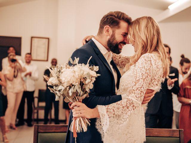 Le mariage de Bruno et Maëlle à Quarante, Hérault 15
