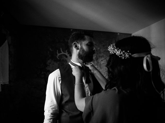 Le mariage de Bruno et Maëlle à Quarante, Hérault 38