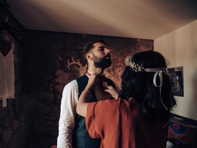 Le mariage de Bruno et Maëlle à Quarante, Hérault 2