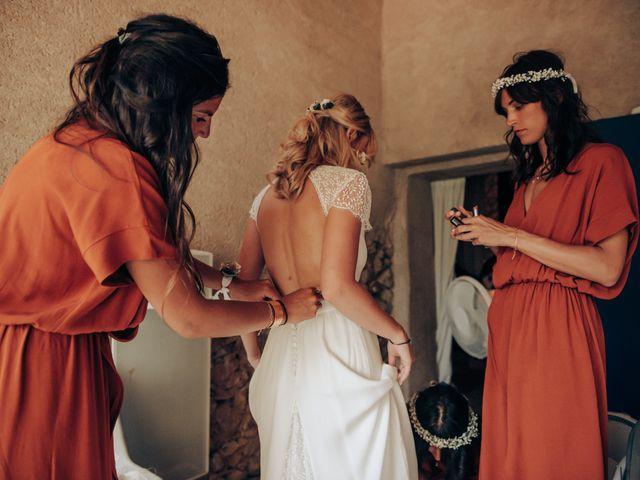 Le mariage de Bruno et Maëlle à Quarante, Hérault 44