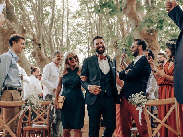 Le mariage de Bruno et Maëlle à Quarante, Hérault 47
