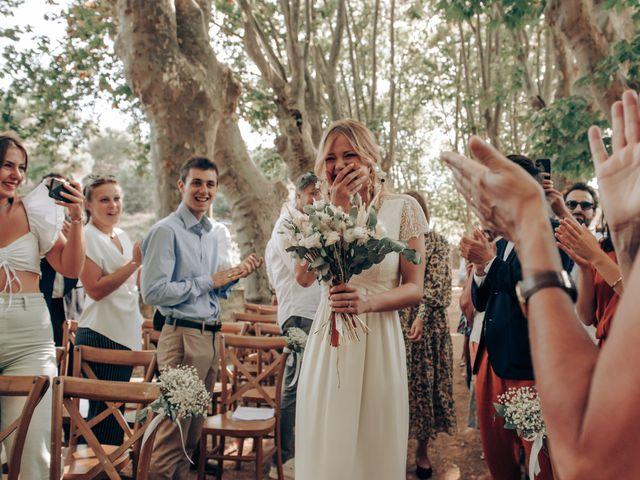 Le mariage de Bruno et Maëlle à Quarante, Hérault 50