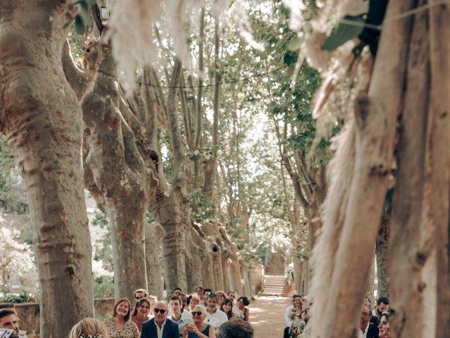 Le mariage de Bruno et Maëlle à Quarante, Hérault 51
