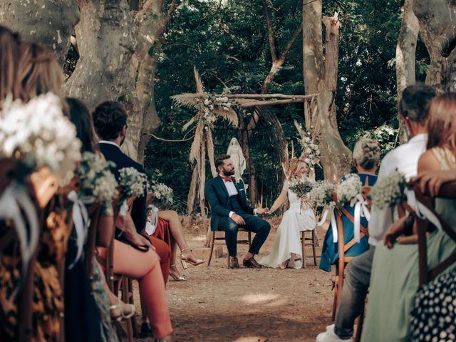 Le mariage de Bruno et Maëlle à Quarante, Hérault 57