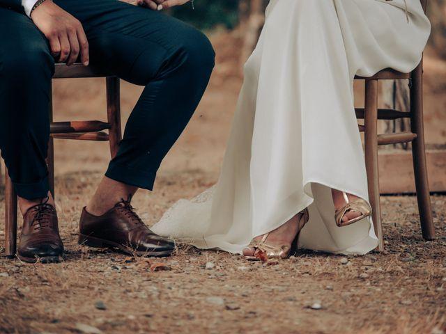 Le mariage de Bruno et Maëlle à Quarante, Hérault 59