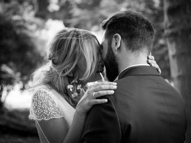 Le mariage de Bruno et Maëlle à Quarante, Hérault 74