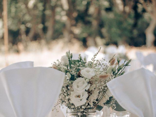 Le mariage de Bruno et Maëlle à Quarante, Hérault 75