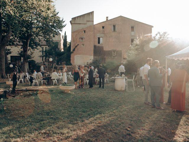 Le mariage de Bruno et Maëlle à Quarante, Hérault 89