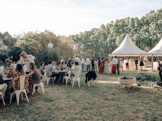 Le mariage de Bruno et Maëlle à Quarante, Hérault 92